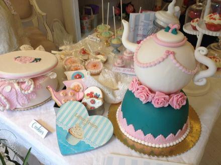 design della cerimonia wedding cake shabby chic crea12